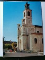 Brazey-en-Plain, L'église, Combier Imp Macon - Autres Communes