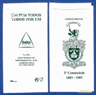 Military School / Colégio Militar - 2º Centenário 1803-2003 / Delta Cafés, Portugal - Sucres