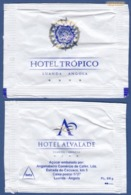 Hôtel / Hotel - Hotel Trópico/ Hotel Alvalade, Luanda Angola / Delta Cafés, Portugal - Sucres