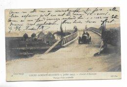 COUPE GORDON BENNET ( 5 Juillet 1905 ) - Circuit D' Auvergne - Passage D' Une Passerelle - Rally Racing
