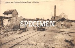 Carrières Deltenre Brasse  - Chantier - Lessines - Lessines