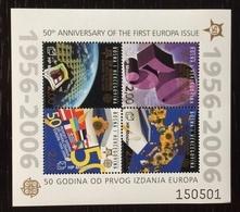 Bosnia & Herzegovina 2005; Europa CEPT; Flags; MNH / ** VF; CV € 20 !! - Europa-CEPT