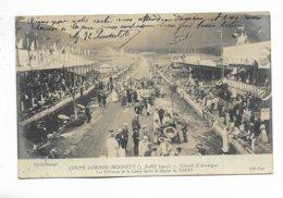 COUPE GORDON BENNET ( 5 Juillet 1905 ) - Circuit D' Auvergne - Les Tribunes Et Le Camp Après Le Départ De THERY - Rally Racing