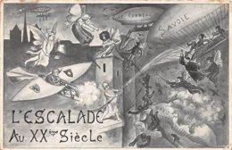 Illustrateur - N°60749 - L'Escalade Au XXème Siècle - Illustrators & Photographers