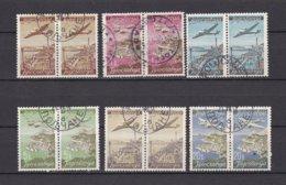 Yugoslavia - 1947 Year - Michel 515/520 Pairs - Used - 30 Euro - 1945-1992 República Federal Socialista De Yugoslavia