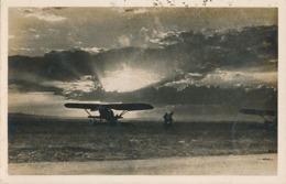 GUERRE D'ESPAGNE - N° B 5 - FRONT D'ARAGO - CAMP D'AVIATION A SARINENA - Spagna