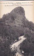 12----AUBRAC--le Roc Et Route D'aubrac à Saint-chély-d'aubrac--au Pays Des Narcisses--voir 2 Scans - Altri Comuni