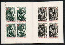 Timbres - Croix-Rouge - Saintes Femmes Sépulcre De Tonnerre 1973 - Faciale 3.20 Fr Ou 0.49 € - Carnets