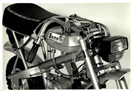 BENELLI MINI CAT 12*18cm+- Moto MOTOCROSS MOTORCYCLE Douglas J Jackson Archive Of Motorcycles - Fotos