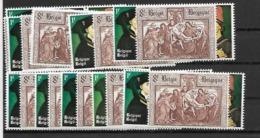België  N° 1300/1303  Xx Postfris Meermaals - Belgien
