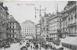AK 0321  Wien - Neuer Markt Um 1912 - Vienna Center