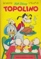 DISNEY - ALBUM TOPOLINO N°850 - 112 Marzo1972 - GIOCHI INTONSI NON SVOLTI - BOLLINI PUNTI - QUASI EDICOLA - Disney