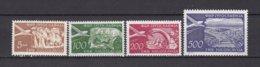 Yugoslavia - 1951 Year - Michel 689/692 - MNH - 1945-1992 República Federal Socialista De Yugoslavia