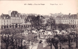 75 -  PARIS 04 - Place Des Vosges - District 04