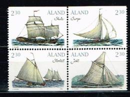 ALAND /Neuf **/MNH**/1995 - Bâteaux De Transport De L'Archipel - Aland