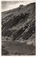 RIESENGEBIRGE-PRINZ HEINRICHBAUDE- VIAGGIATA 1933-REAL PHOTO - Sudeten