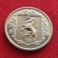 Isle Of Man 10 Pence 1985 AA KM# 146  Ile De Man Isla De Man Isola Di Man - Regional Coins