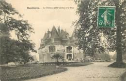 80 - Rambures - Le Château Et Le Parc - Voir Scans Recto-Verso - France
