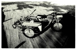 ROKON RANGER 8*12cm+- Moto MOTOCROSS MOTORCYCLE Douglas J Jackson Archive Of Motorcycles - Photos