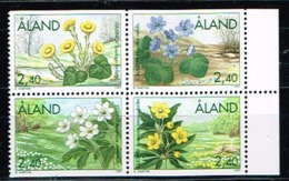 ALAND /Neuf **/MNH**/1997 - Fleurs Printanières - Aland