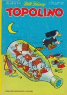 DISNEY - ALBUM TOPOLINO N°827 - 3 OTTOBRE 1971 - GIOCHI INTONSI NON SVOLTI - BOLLINI PUNTI - OTTIMO!!! - Disney