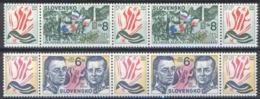 ** Slovaquie 1994 Mi 200-1 ZW, (MNH) - Ongebruikt