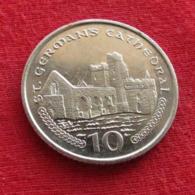 Isle Of Man 10 Pence 2001 AA KM# 1039  Ile De Man Isla De Man Isola Di Man - Regional Coins