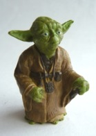 FIGURINE  PVC  STAR WARS LUCAS FILM 2004 YODA - Star Wars