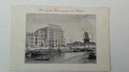 ROTTERDAM - PUBLICITEITSKAART HOLLANDSCHE KAAS-EXPORT-MAATSCHAPPIJ - Rotterdam