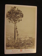 PHOTOGRAPHIE - MENTON -  Vue Générale [Circa 1875] - Anciennes (Av. 1900)