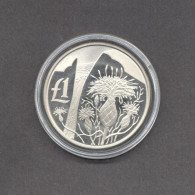 CYPRUS 2006 NICKEL NEW COMMEMORATIVE COIN FLOWER UNC - Cyprus