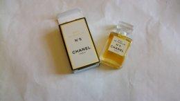 """Miniature De Parfum Chanel """" N°5  """"  Eau De Parfum - Miniaturen Flesjes Dame (met Doos)"""