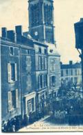 85 - La Chataigneraie : La Procession - Jour De Clôture De Mission - La Chataigneraie