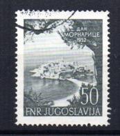 Sello   Nº 620  Yugoslavia - 1945-1992 República Federal Socialista De Yugoslavia