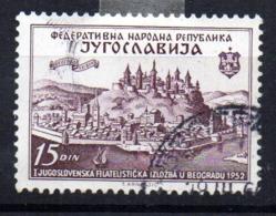 Sello   Nº  617  Yugoslavia - 1945-1992 República Federal Socialista De Yugoslavia