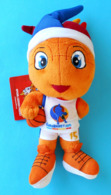 FIBA EuroBasket 2015. ( European Basketball Championship ) - Official Mascot Frenkie * LARGE SIZE * Basket-ball - Apparel, Souvenirs & Other