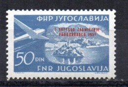 Sello   Nº  A-46  Yugoslavia - Aéreo