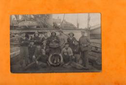MATROSEN  BATAVIA HAMBOURG  -   Octobre 1917 - Oorlog 1914-18