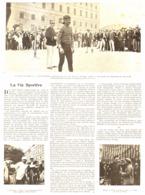 LE TOUR DE FRANCE  1903 - Sports