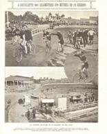 LA COURSE DES 24 HEURES  Du BOL D'OR 1903 - Sports