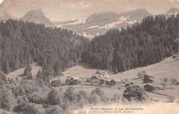 Vers L'Eglise Et Les Diablerets - VD Vaud