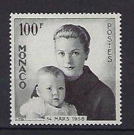 Timbres - Monaco - 1958 - N° 489 - Monaco