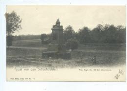 57-GRUSS VON DEN SCHLACHTFELDERN Metz NELS SERIE 107 N° 72-CHANTRENNE - Autres Communes