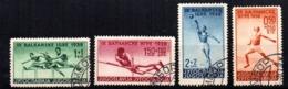 Serie   Nº  326/9   Yugoslavia - 1931-1941 Reino De Yugoslavia