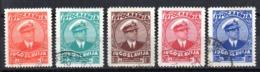 Serie   Nº  290/4   Yugoslavia - 1931-1941 Reino De Yugoslavia