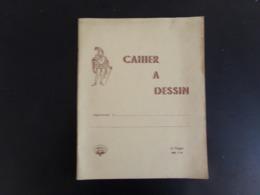 Cahier à Dessin Vierge  , 16 Pages - Vieux Papiers