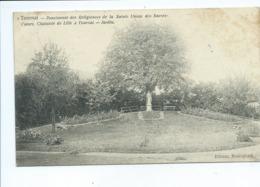 Tournai Pensionnat Des Religieuses De La Sainte Union Jardin - Tournai