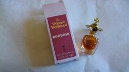 """Miniature De Parfum  Vivienne Westwood  """" Boudoir """"  Eau De Parfum - Miniaturen Flesjes Dame (met Doos)"""