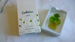 """Miniature De Parfum Grès    """" Cabotine  """"  Eau De Parfum - Miniaturen Damendüfte (mit Verpackung)"""