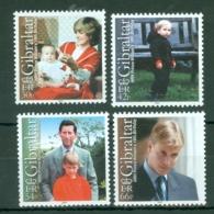 Gibraltar: 2000   18th Birthday Of Prince William   MNH - Gibilterra